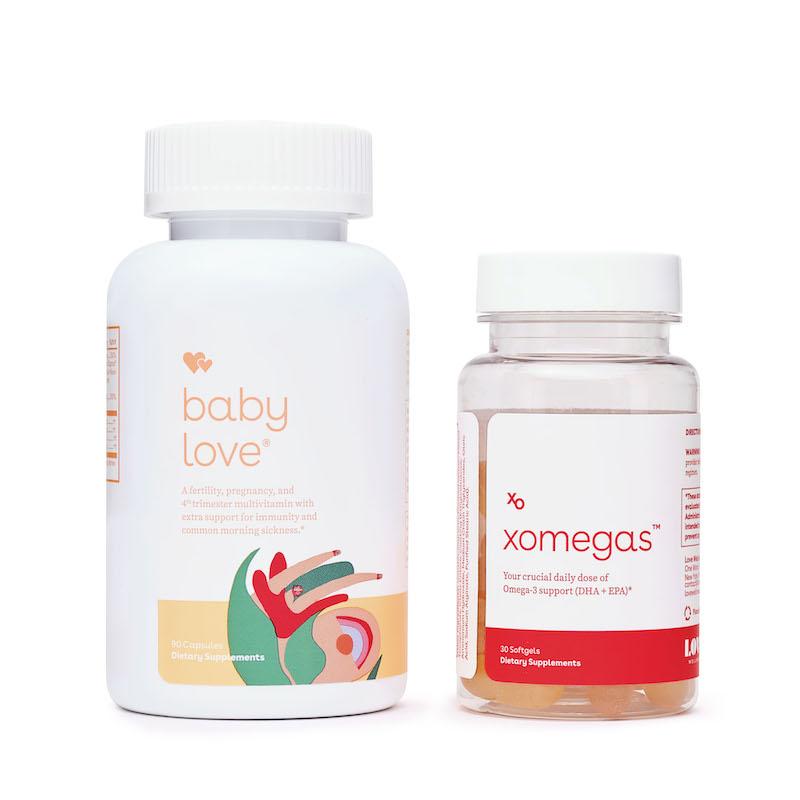 love wellness baby love prenatal vitamin