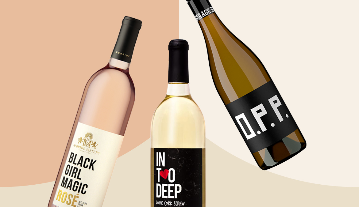 Thumbnail for We're Drinking a Lot More Wine at Home These Days—Here's 11 BIPOC-Owned Wine Brands To Support While You're at It