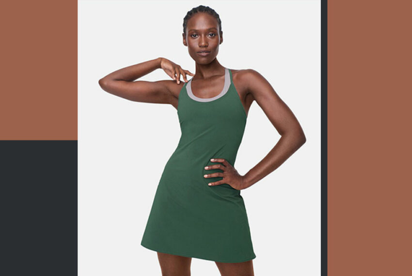 Outdoor Voices' Exercise Dress—You Know, The One That *Never* Goes On Sale—Is On Sale for Black Friday