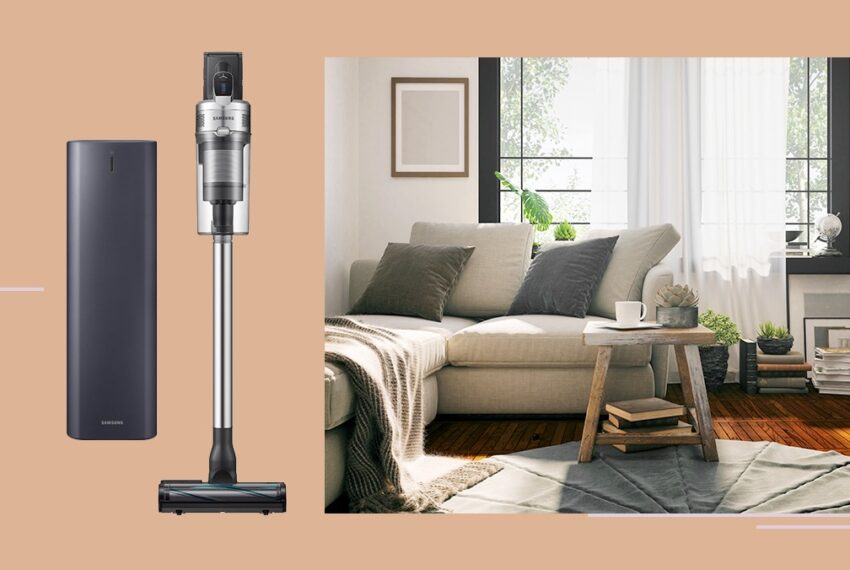 This Sleek Self-Emptying Stick Vacuum Is $250 Off Right Now