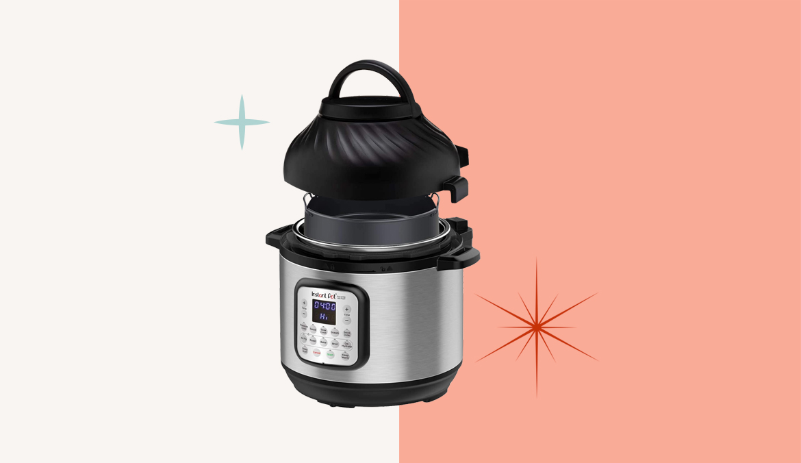 foodie holiday gifts instant pot duo airfryer
