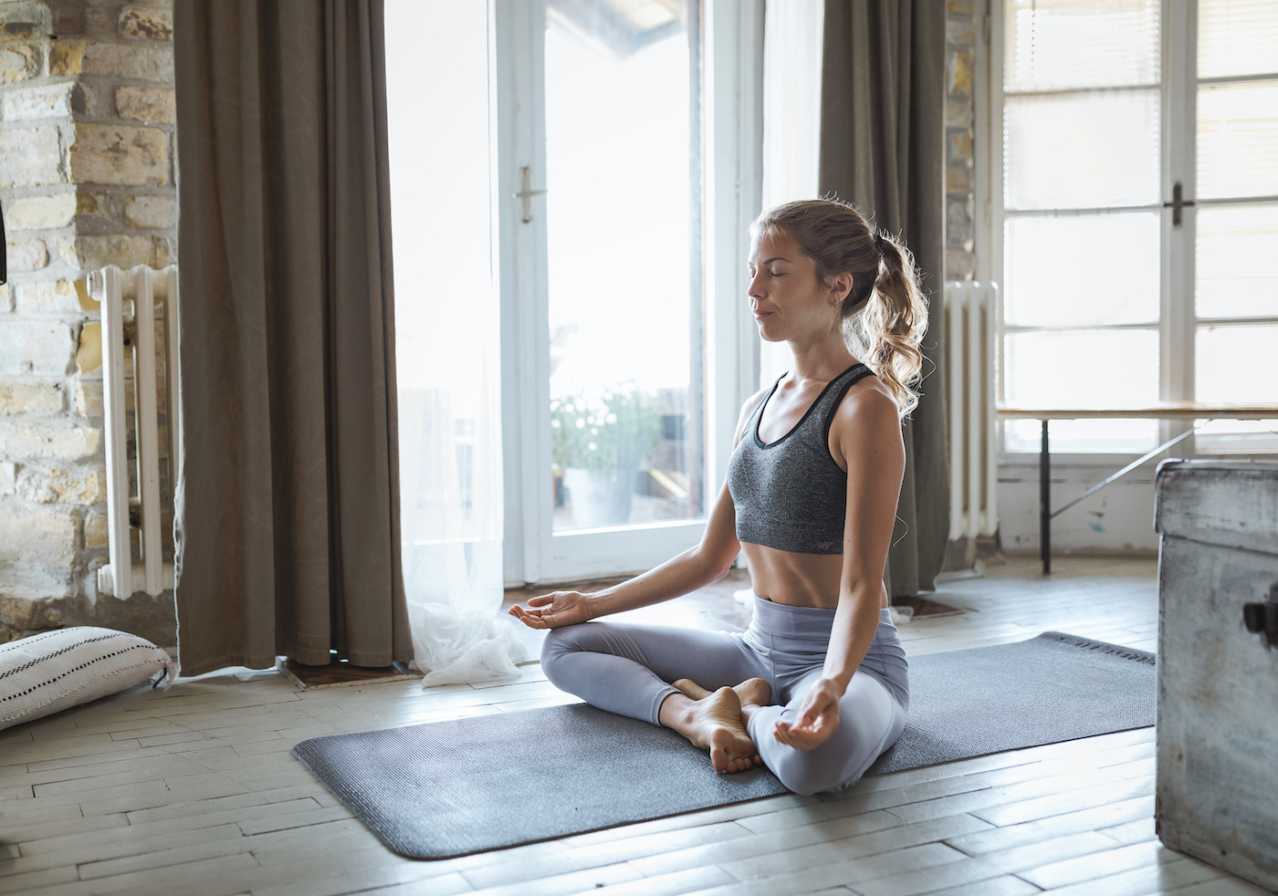 Thumbnail for 5 Yoga Flows Designed to Help Ease the Stress and Anxiety That Is 2020