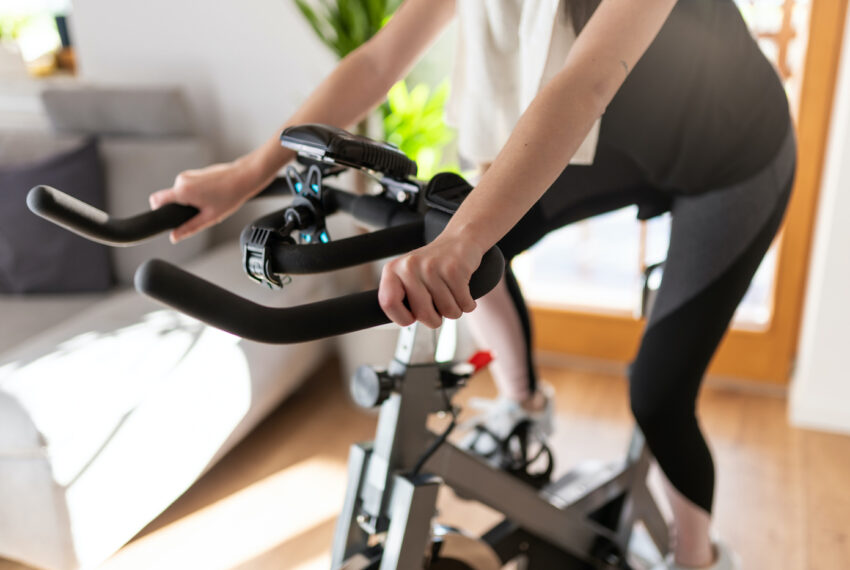 How Pandemic Living Is Changing the At-Home Cycling Game For Good