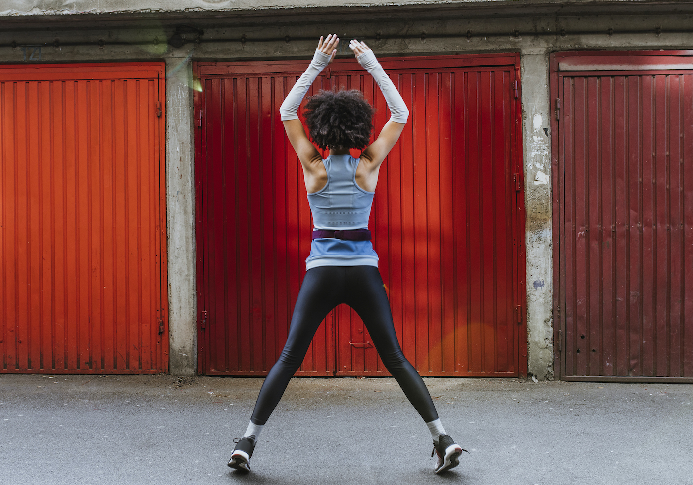 Take Your Basic Jumping Jacks Up a Notch With These 5 Heart-Pumping Variations