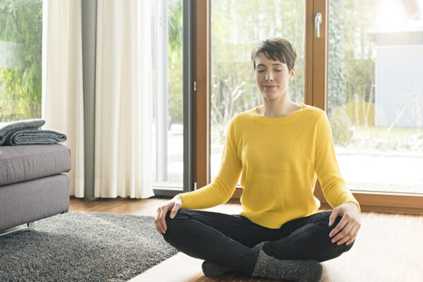 How To Do a Body Scan Meditation for Head-To-Toe Tension Release
