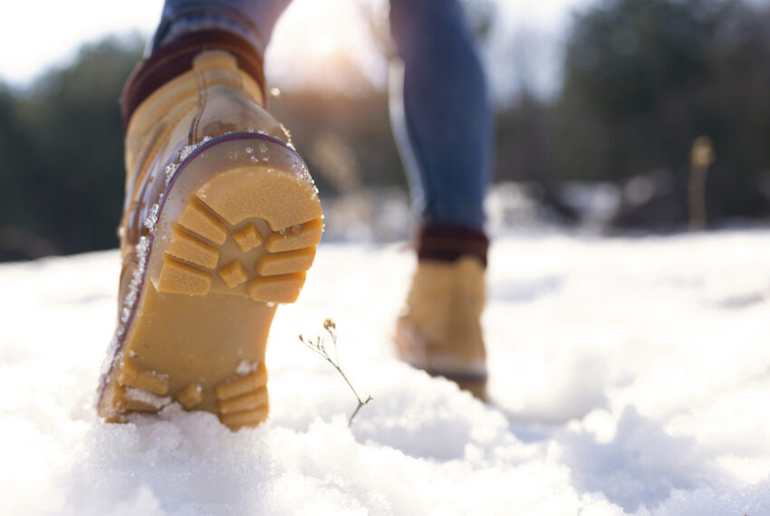 'I'm a Podiatrist, and These Are the *Only* Winter Boots I Recommend for Comfort and Stability'