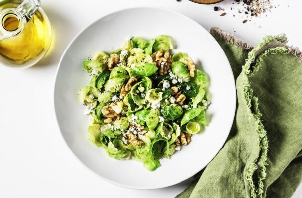How To Use Brussels Sprouts To Add Gut-Healthy Benefits to All of Your Meals