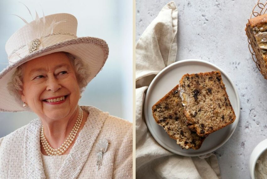 The Heart-Healthy Secret Ingredient the Queen of England Adds to Her Banana Bread