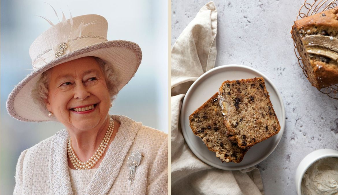 Thumbnail for The Heart-Healthy Secret Ingredient the Queen of England Adds to Her Banana Bread