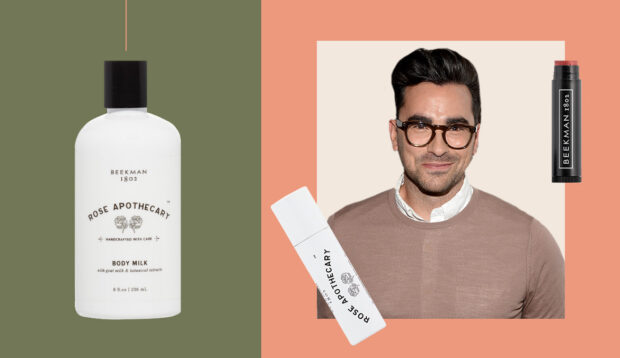 It's Been a Schitty Year, but May We Suggest Rose Apothecary Products To Make Things...