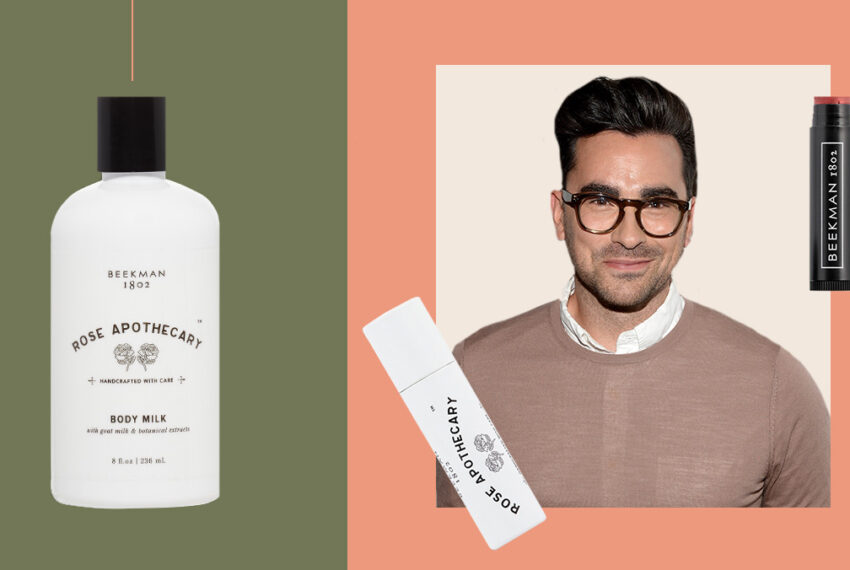 It's Been a Schitty Year, but May We Suggest Rose Apothecary Products To Make Things Better