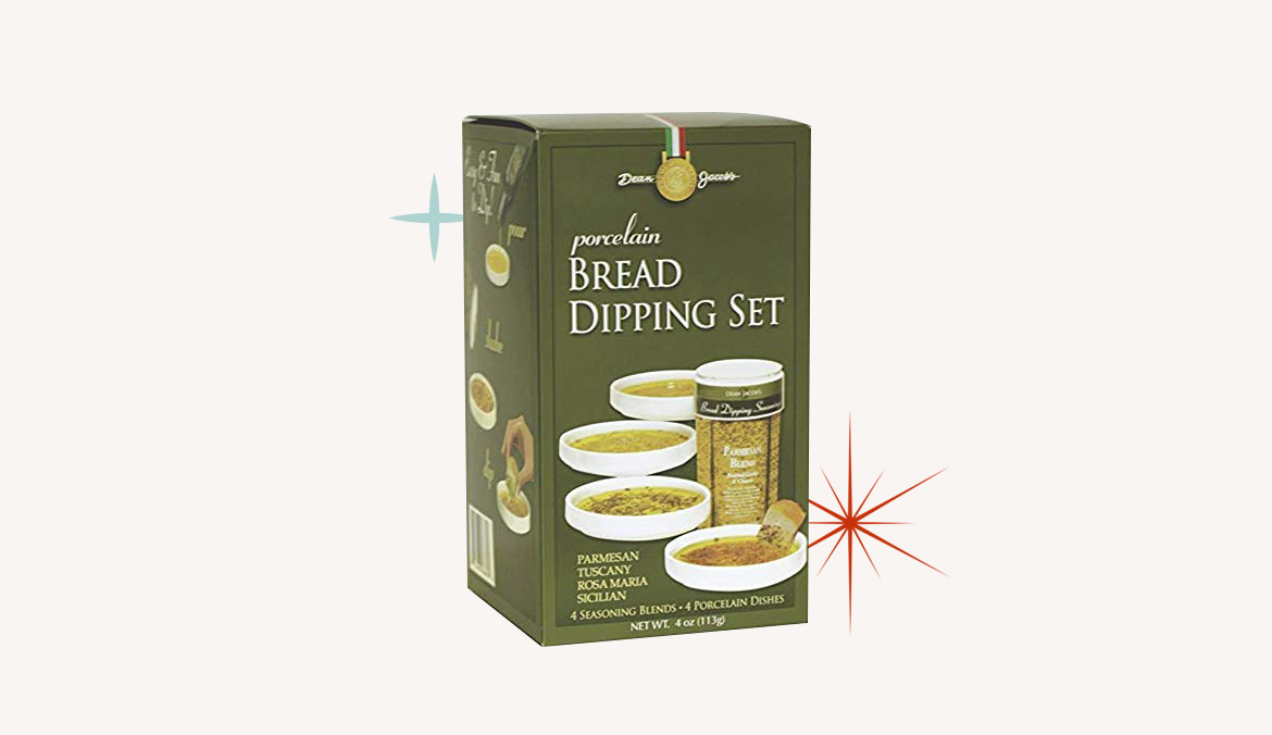 bread dipping set