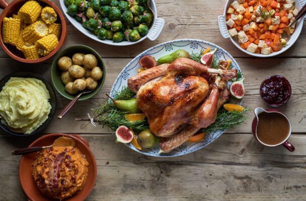 6 Ways To Get Thanksgiving Dinner Delivered Straight to Your Door