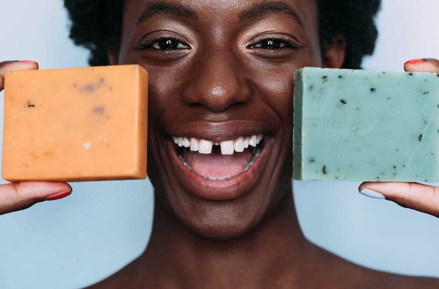 Thumbnail for Bar Soap Isn't the Top Choice for Your Face—Here's What Dermatologists Say To Use Instead