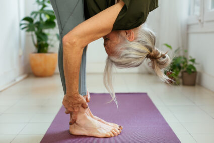 'I'm a 62-Year-Old Retired Ballerina, and This Is What I Do Every Day To Stay Limber'