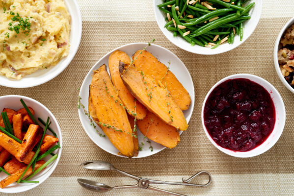 7 Slow-Cooker Thanksgiving Side Dishes You Don't Have To Keep Your Eye On