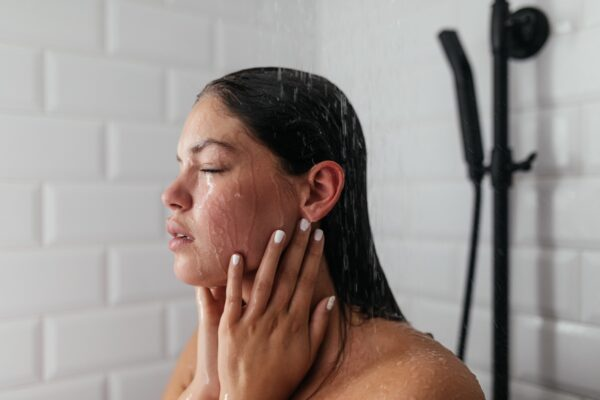 This $7 In-Shower Facial Leaves Me With Baby-Soft Skin Every Time