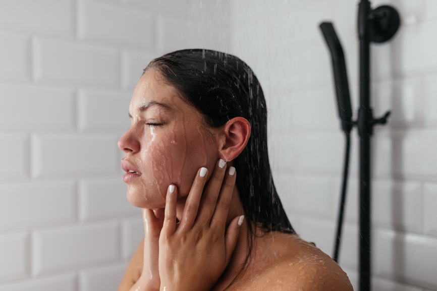 Thumbnail for This $7 In-Shower Facial Leaves Me With Baby-Soft Skin Every Time