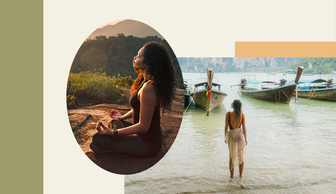 Thumbnail for Well+Good TALKS: The Future of Wellness Travel