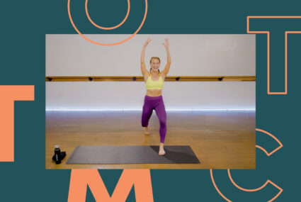 This Speedy Barre Class Squeezes All of the Benefits of Cardio Into Just 20 Minutes