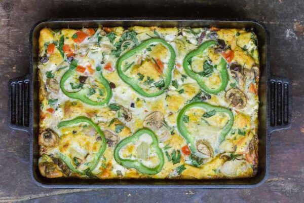10 Vegetarian Casseroles So Full of Fiber and Protein They're All You Need On the...