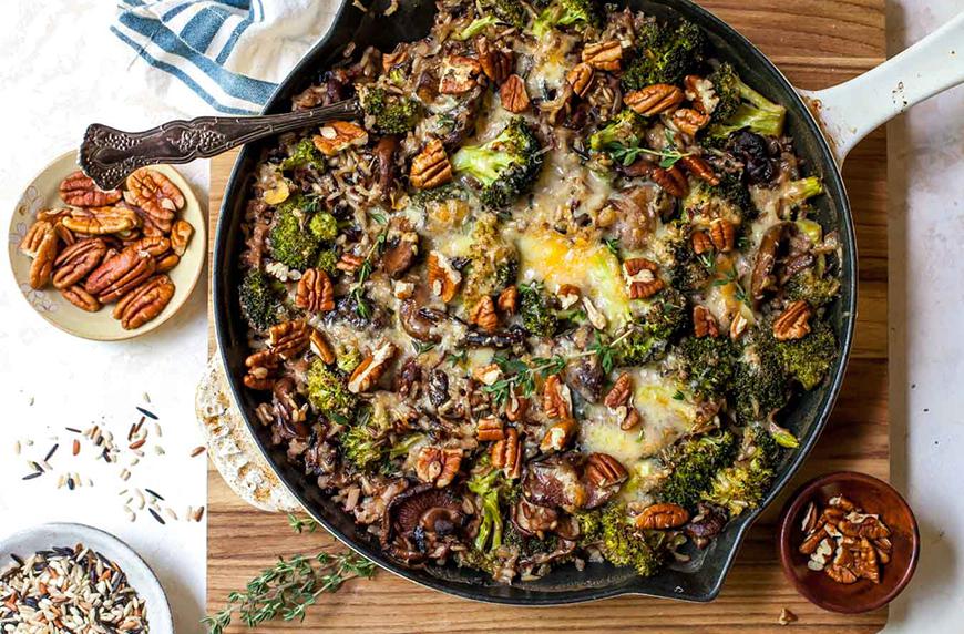 one-pot vegetarian recipes