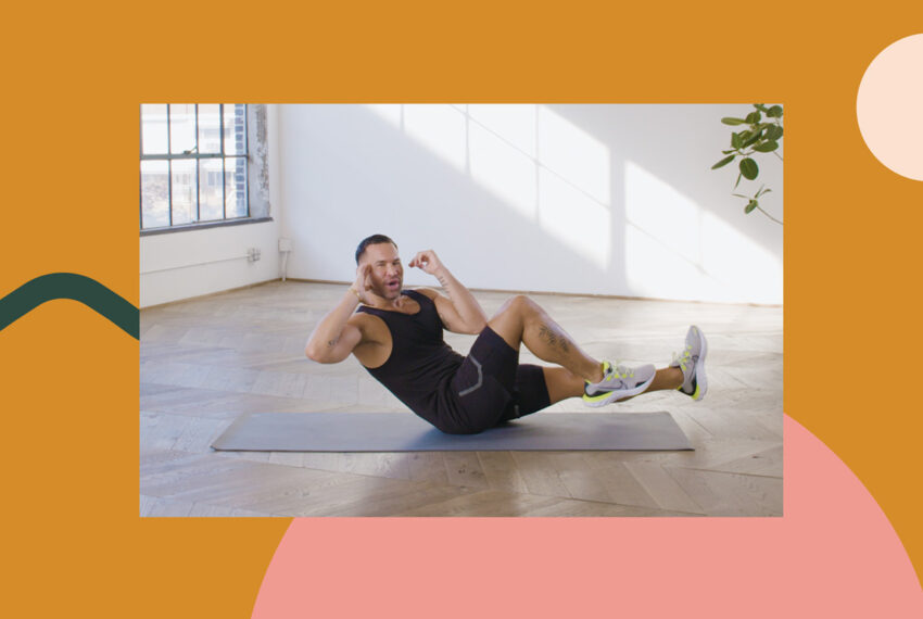 This 10-Minute, 10-Move Oblique Workout Is the Only Thing You Need To Do Today