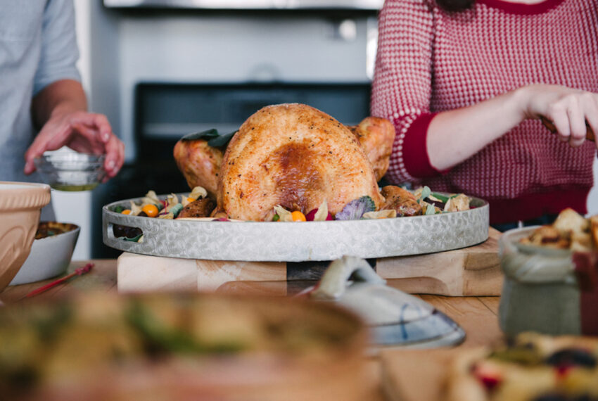 Hosting Thanksgiving Dinner for the First Time Ever? Here's Your Fool-Proof Game Plan