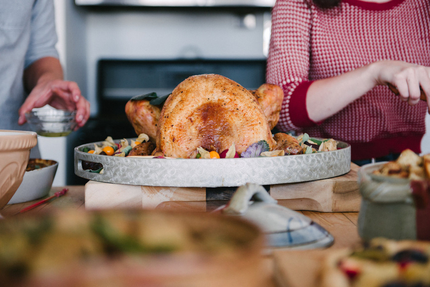 Thumbnail for Hosting Thanksgiving Dinner for the First Time Ever? Here's Your Fool-Proof Game Plan