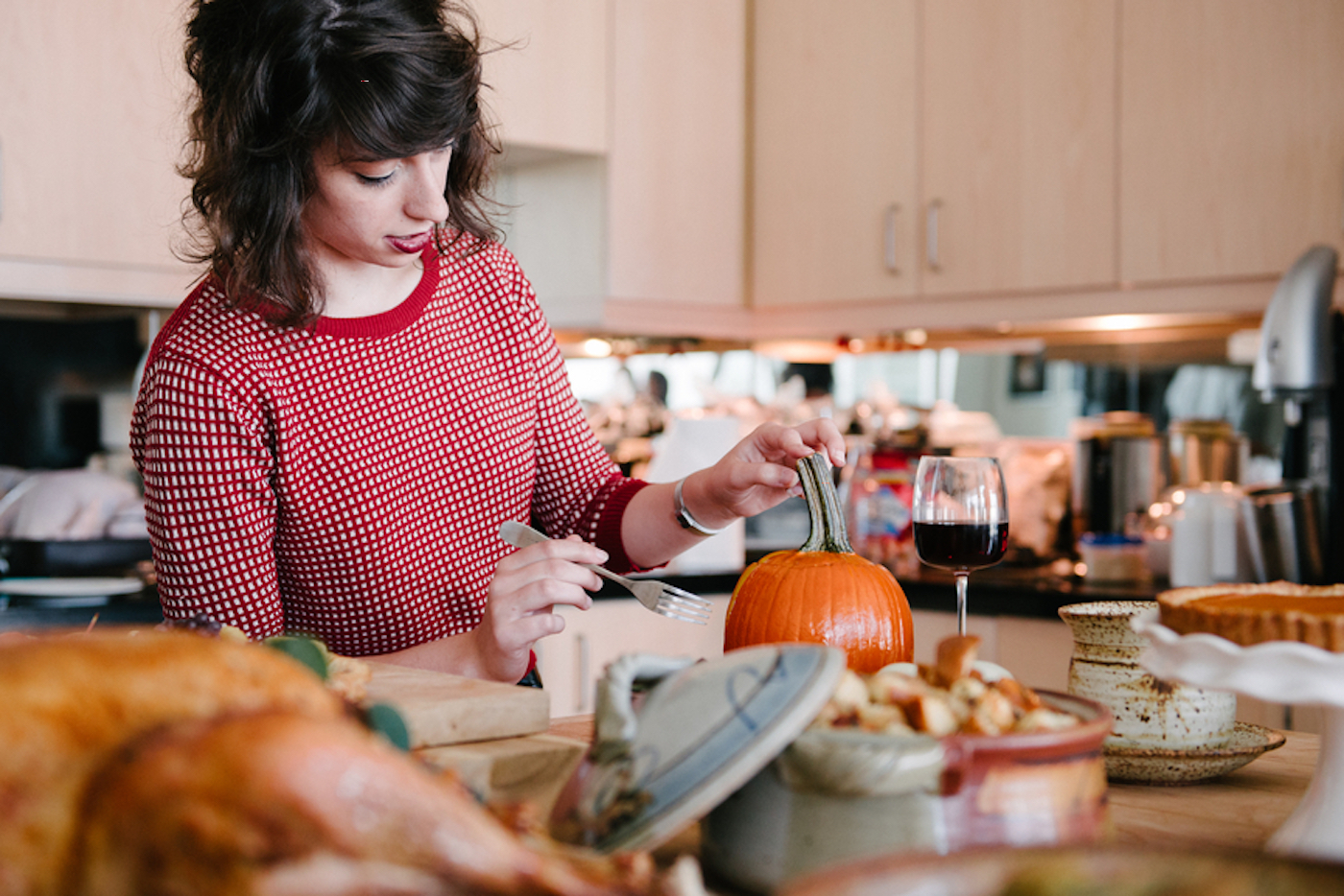 Thumbnail for How To Host an Intimate Thanksgiving With Minimal Food Waste and Maximum Meaning