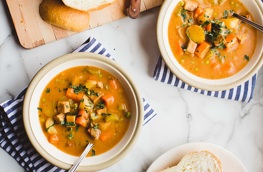 vegetarian stew recipes