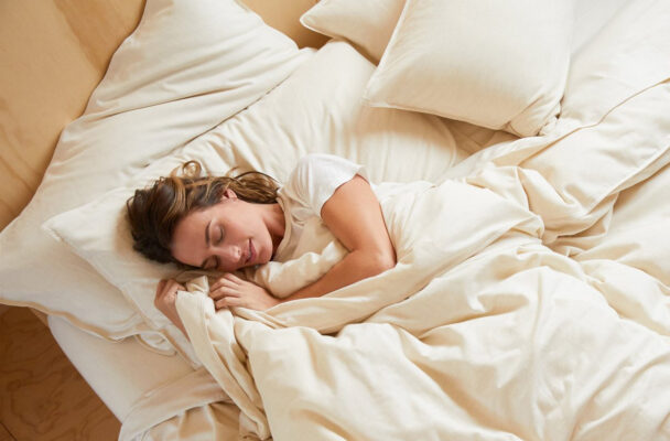 Don't Ever Get Out of Bed: Brooklinen Dropped Cashmere Sheets, And They're On Mega Sale