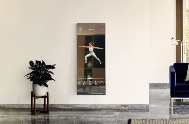 The Digital Gym Mirror Is $500 Off and I'm Buying it at Long Last
