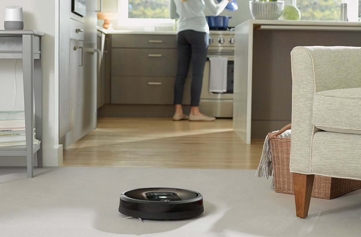 Thumbnail for The 'Rolls Royce of Robot Vacuums' Is $250 Off Right Now