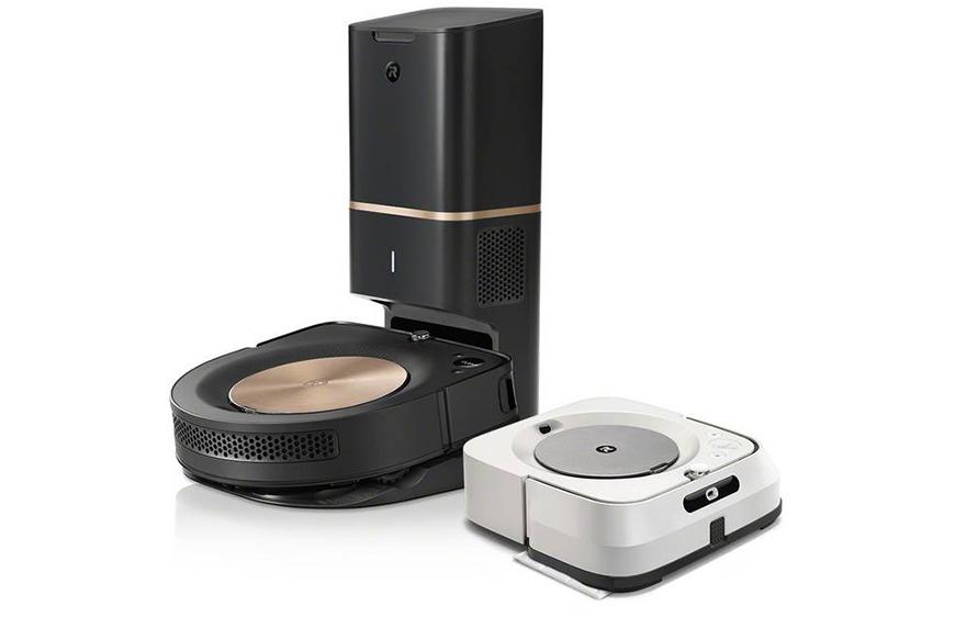 iRobot® Roomba® s9+ Robot Vacuum & Braava jet® m6 Robot Mop Bundle