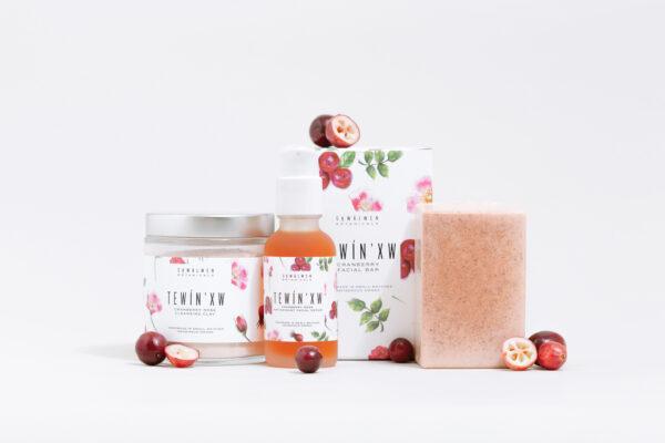 Skwalwen Botanicals products