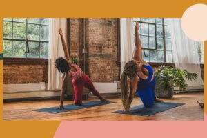 Banish Your No Good, Very Bad Mood With This 20-Minute Cardio Yoga Flow
