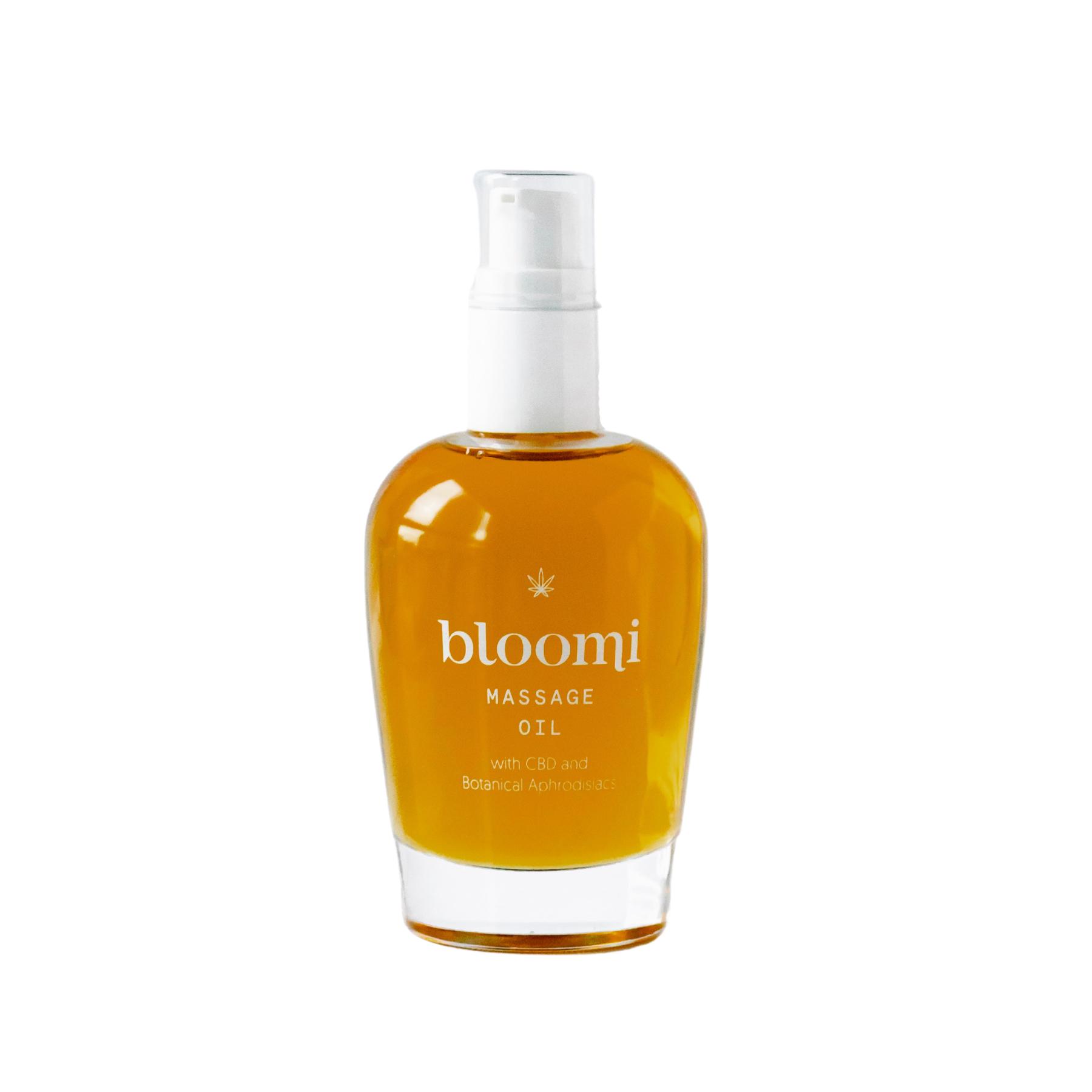 (2021) ᐉ Bloomi's CBD Aphrodisiac Massage Oil Proves ...