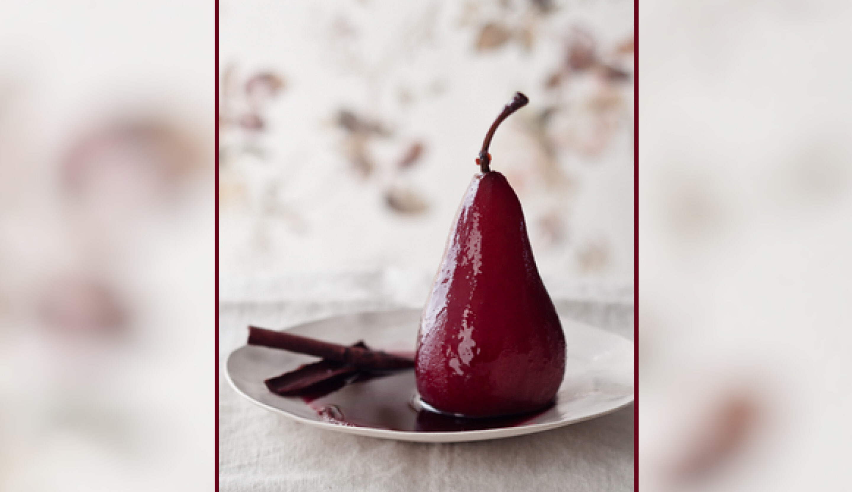 Thumbnail for It's Official: Poached Pears in Red Wine Are the Best Winter Dessert