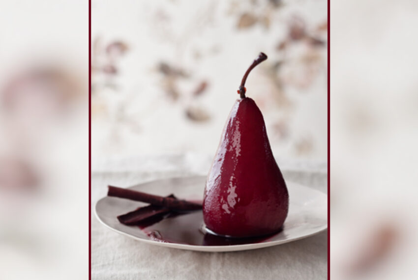It's Official: Poached Pears in Red Wine Are the Best Winter Dessert