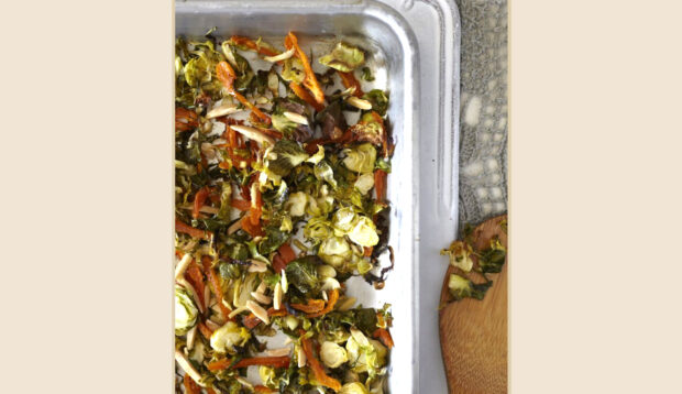 This Easy Brussels Sprouts Recipe Will Convince Even Skeptics To Love the Gut-Healthy Veggie