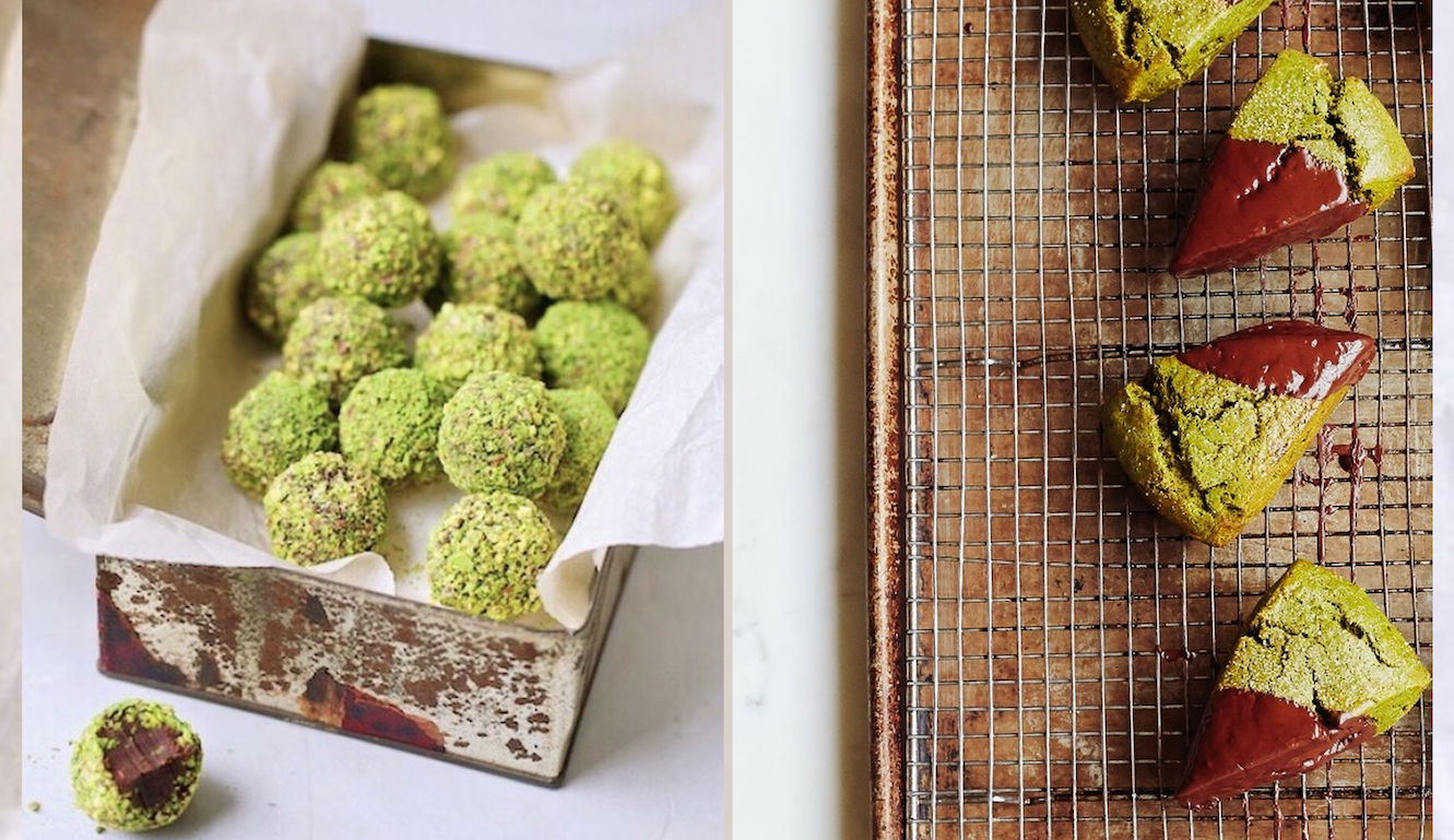 Thumbnail for Give the Gift of Matcha With These Delicious, Vibrant Dessert Recipes