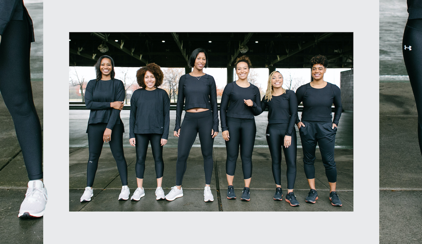 Thumbnail for RUNGRL Is Dedicated To Building a Community That Supports Black Women Runners