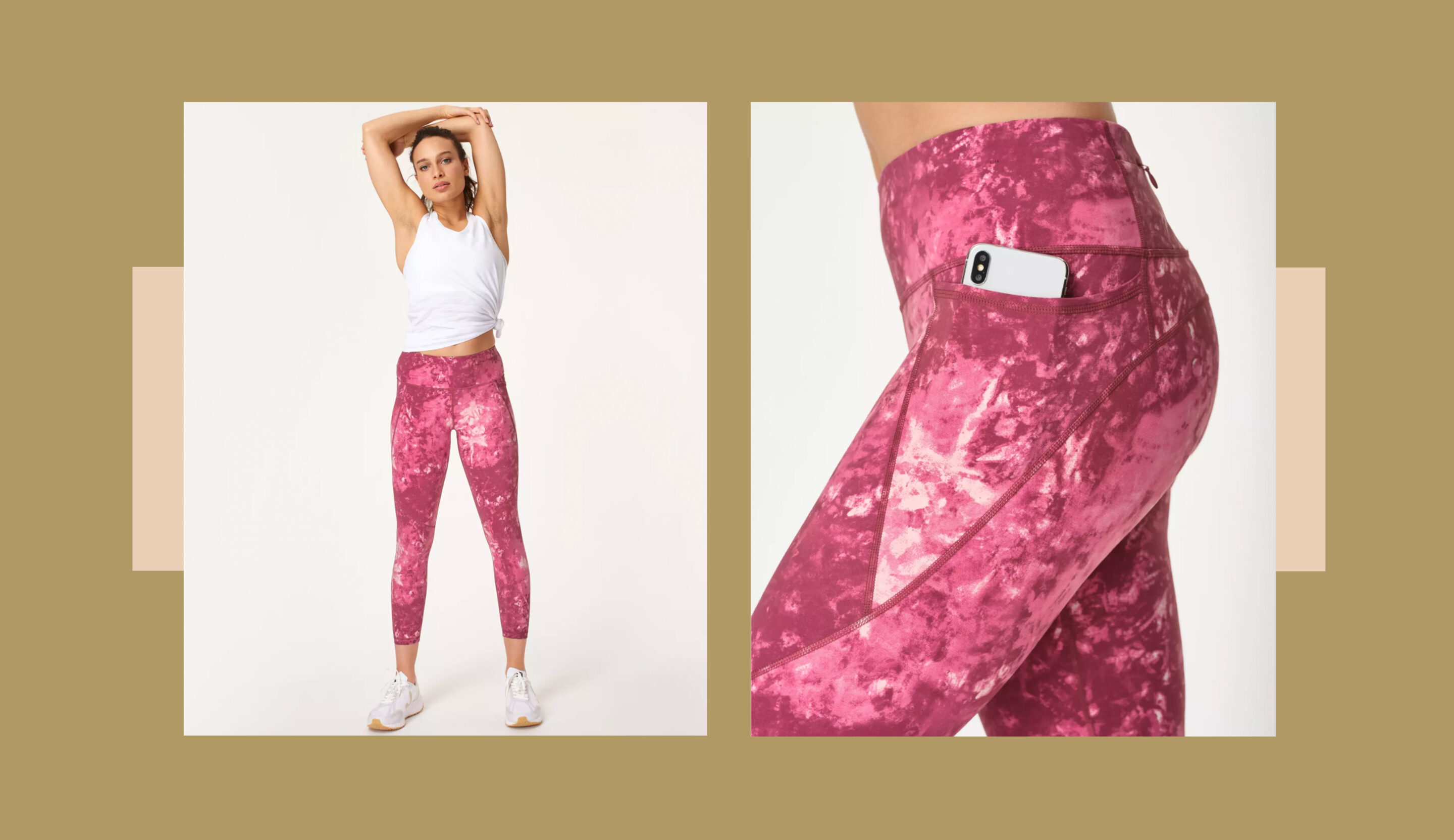 Thumbnail for A Pair of These Leggings Sells Every 90 Seconds, and They're On Sale for $40