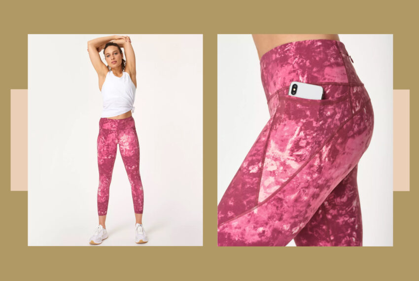 A Pair of These Leggings Sells Every 90 Seconds, and They're On Sale for $40