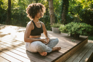 I'm a Yoga Teacher, and These Are the 4 Poses That I Tap to Ease Holiday Stress
