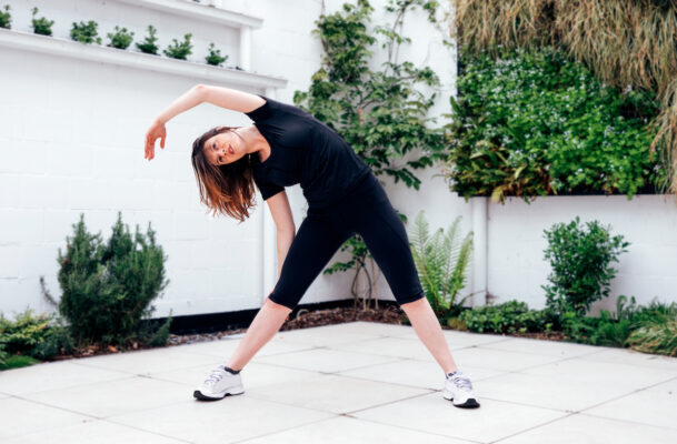 Feeling Sore in Your Neck Rather Than Your Abs After a Core Workout? Try These Lesser-Known Standing Exercises