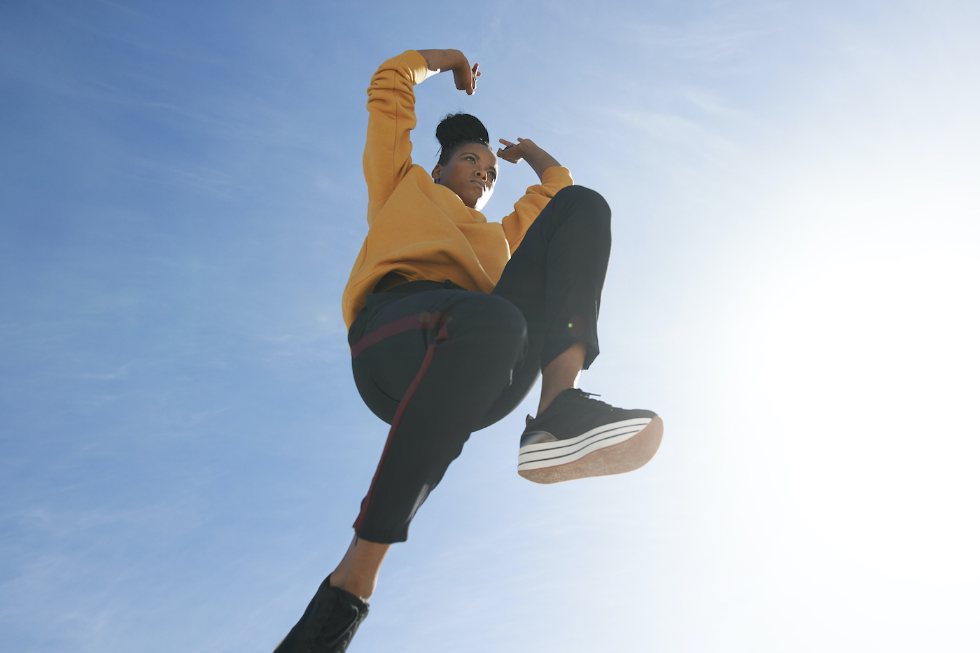 Thumbnail for How To Train Your Body To Jump Higher, According to Trainers Who Have Taken the Leap