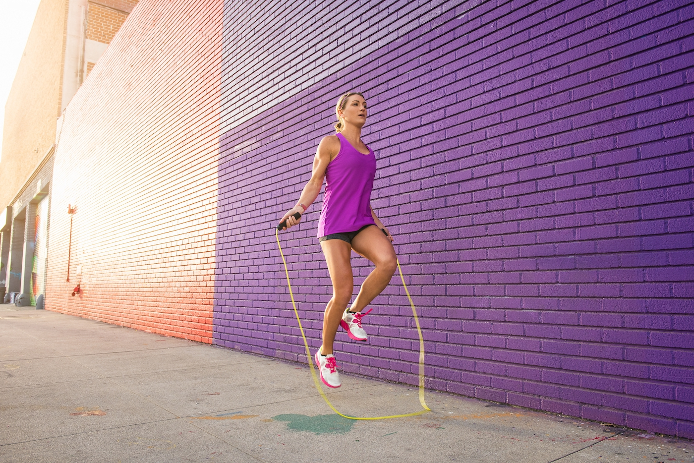Thumbnail for Trainers Agree: Jumping Rope Is One of the Best Forms of At-Home Cardio