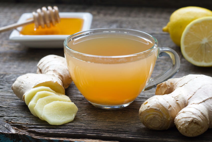 Looking for a New Anti-Inflammatory Sip? Try Ginger Water